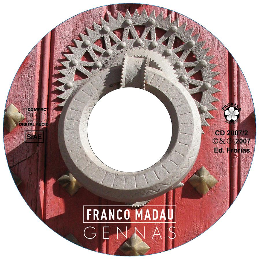 Gennas-Franco Madau_CD
