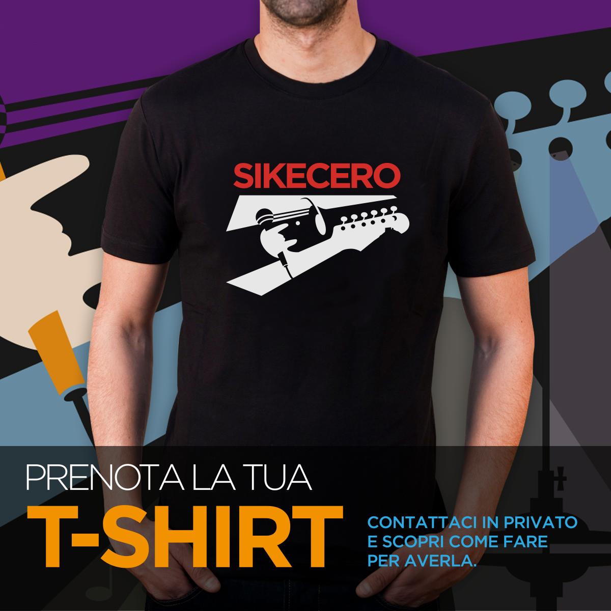 Sikecero_Tshirt