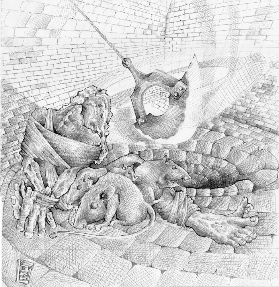SilverBlade-illustrazione-originale-A.Orru