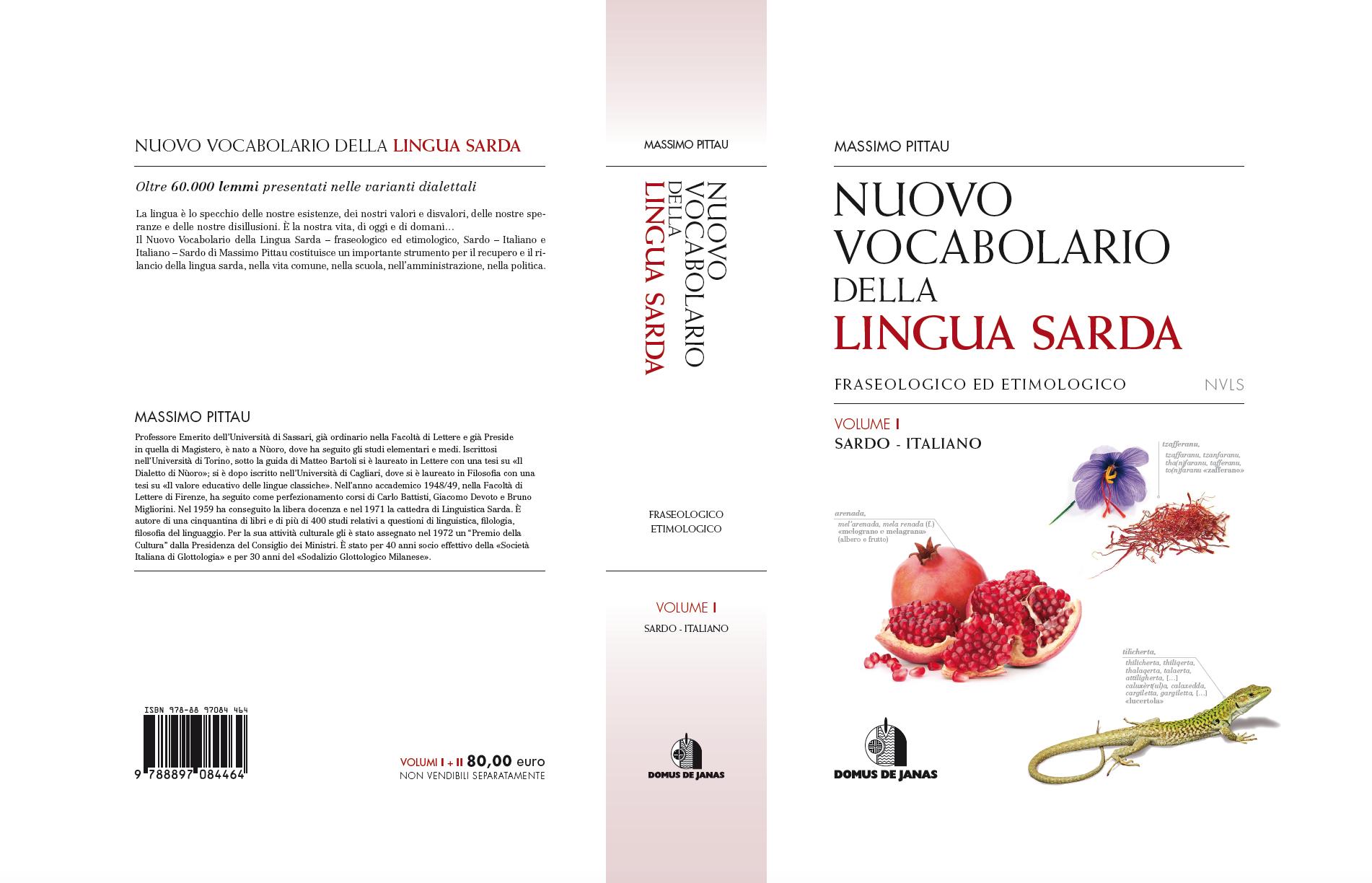 Vocabolario della Lingua Sarda_Vol1