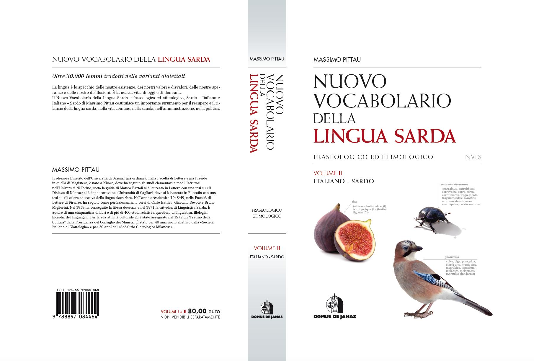 Vocabolario della Lingua Sarda_Vol2